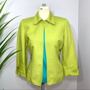Tahari Arthur S Levine Dress Jacket
